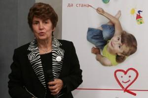 Проф. Емилия Христова, председател на Българската асоциация по неонатология.