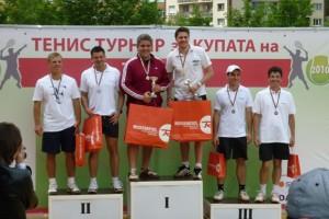 Тенис турнир на в.Пари